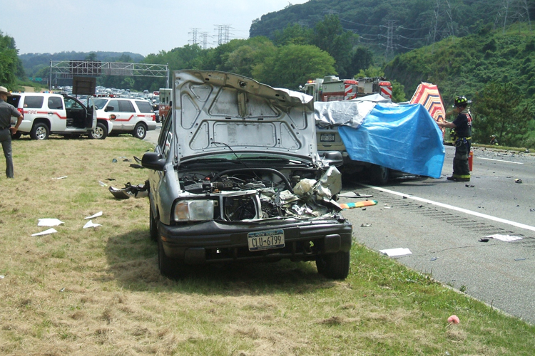 One of the worst motor-vehicle accidents in New York State history